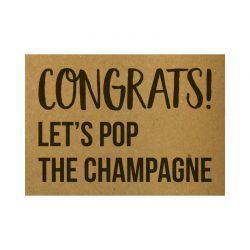 Congrats! Kaart